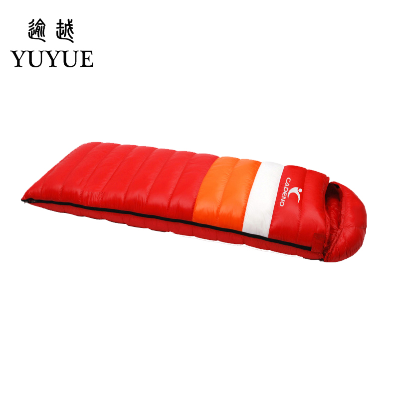 Outdoor Adult light sleeping bag ultralight winter for camping tent waterproof nylon survival sleeping bag camping 1