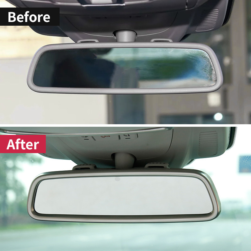 Us 13 23 27 Off Interior Rearview Mirror Decorative Frame Cover Trim Strip For Mercedes Benz Gle W166 350d Gl X166 Gls Amg Ml350 2017 Cl In