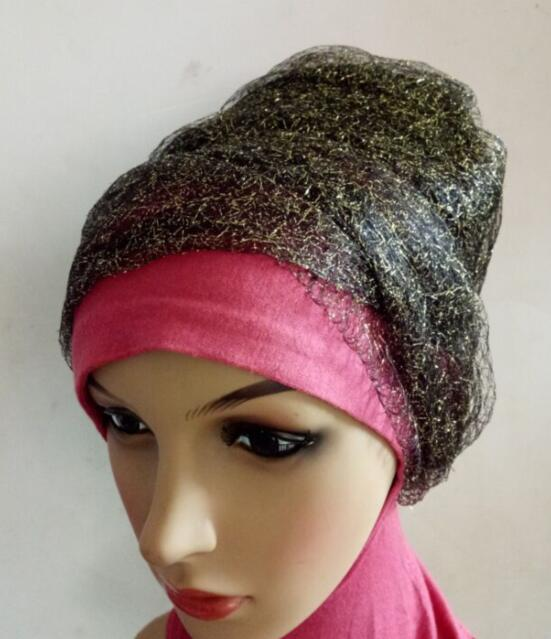 wrap cap hang around shimmer turban hat hang over bandana chemo cancer bonnet hat Cap bonnet free ship life over cancer