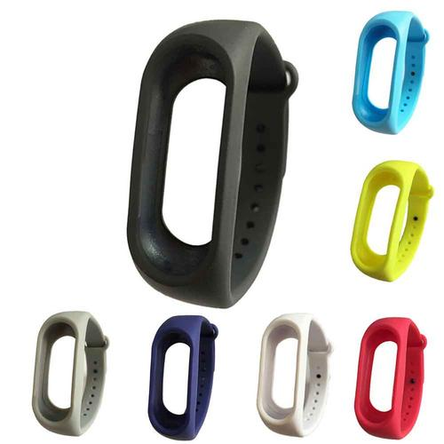 7 Colors Soft Silicone Bracelet Strap For Xiaomi Hey+ Plus Fitness Tracker Sport Wrist Watch Band Strap Wristband Mi Band Stap