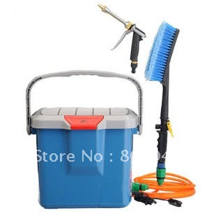 Free Shipping 18l Car Washing Machine Household Portable High