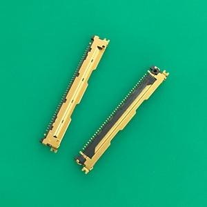 Image 3 - 20455 040E LVDS Buchse Connector LCD Stecker 0,5 Pitch 40 Pins Für Laptop