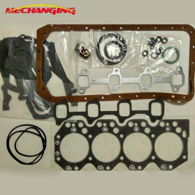 US $56 05 5% OFF|For TOYOTA LANDCRUISER 3B 13B Engine Gasket Automotive  Engine Spare Parts DIESEL Cylinder Head Gasket 04111 58040 50134500-in  Engine