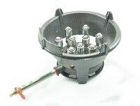 18kw high flame natural gas kitchen cooking burner hotel restaurant use cooking burner NG gas cooktop burner