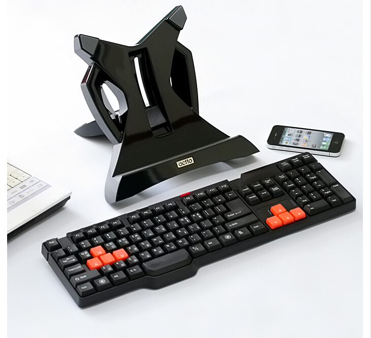 W431 Portable monitor laptop stand notebook table computer desk holder bed for macbook lapdesk