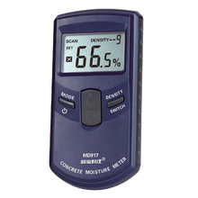 Xinbaokeyi Concrete wall moisture meter detector MD917 Metope humidity tester range 0-40%