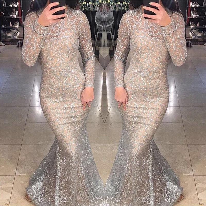 Großhandel silver glitter dress Gallery - Billig kaufen silver ...