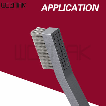 QianLi Hot Bat LP550 Verwarming Platform En QianLi IBrush DS1102 Minutieuze Staal Borstel Voor IPhone A8 A9 A10 A11 CPU Solderen