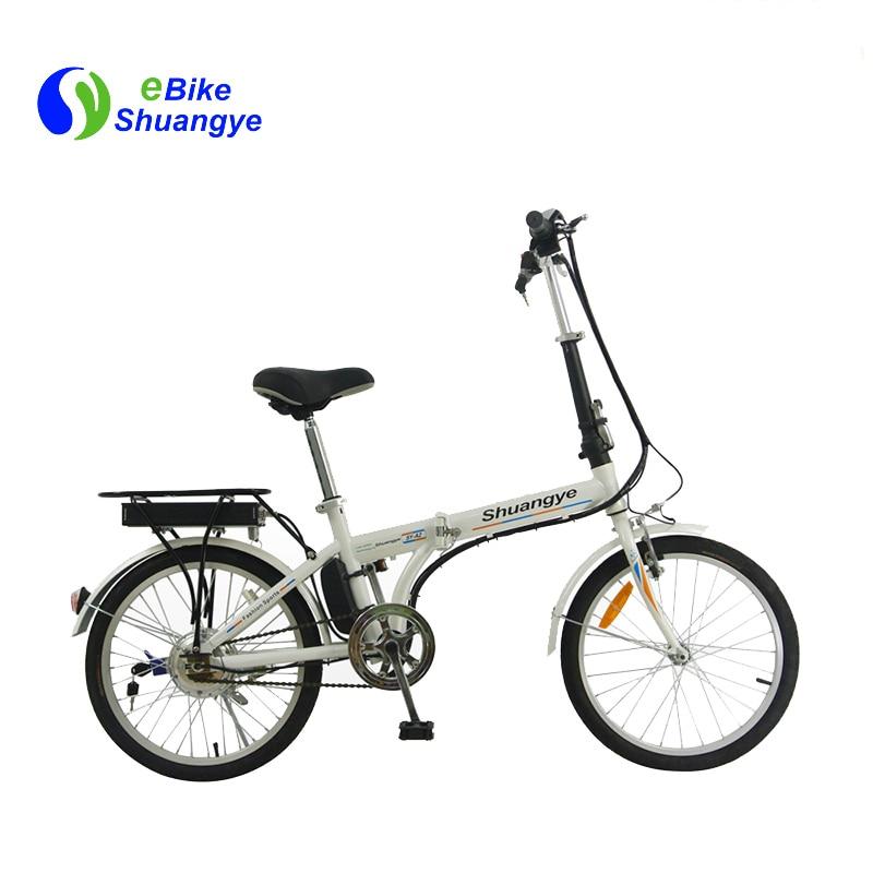 20 36v font b folding b font electric font b bicycle b font ebike with brushless