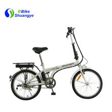 20″ 36v folding electric bicycle ,ebike with brushless motor