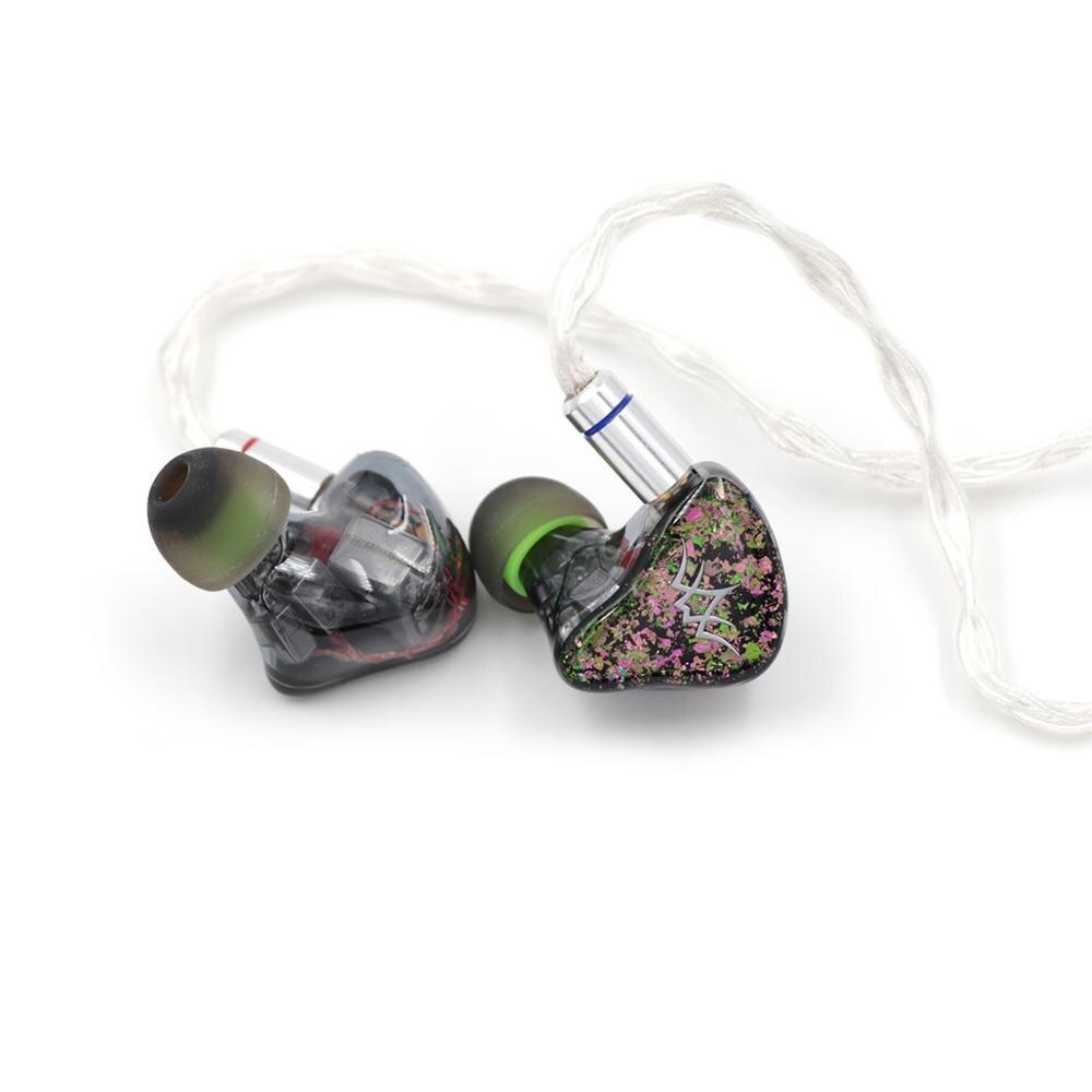 Miedo de Audio S8Pro S8Freedom Knowles + sonión 8BA los conductores en los Auriculares auriculares de Monitor Premium HiFi IEM 0,78mm 2Pin desmontable cable