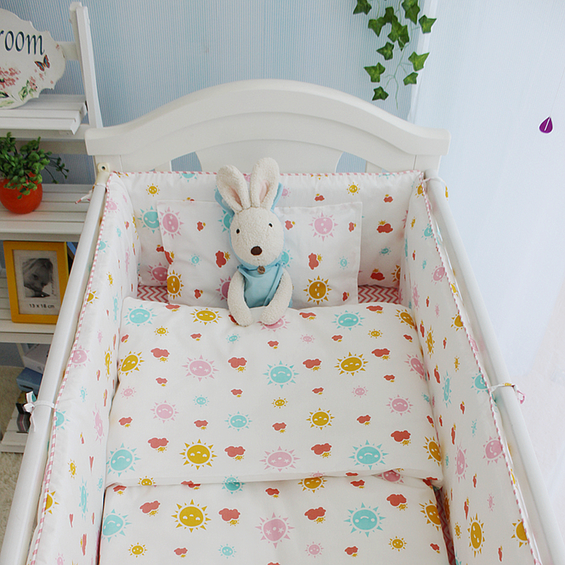 Sun Design Baby Bedroom Newborn Crib Bedding Set For S Infant Cot Nursery Quilt Per Mattress In Sets From Mother