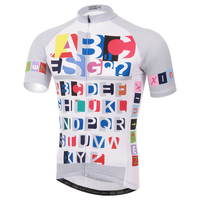 อังกฤษจักรยานขี่จักรยานวิ่งแขนสั้นย์ระบายอากาศด้านบนMTBภู