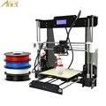 Anet A6 A8 3D Printer Kit High precision Reprap prusa i3 3d printer DIY Impresora 3d drucker with PLA Filament Christmas gift