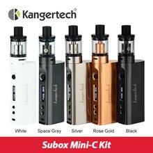 Kanger original subox mini-c starter kit 50 w con protank 5 atomizador y Caja Vaporizador Mod KBOX Mini-c Compatible con SSOCC bobina