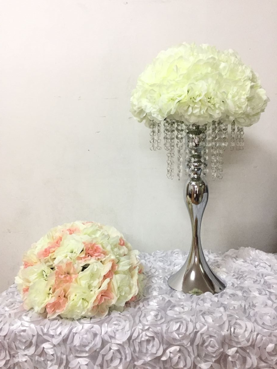 2017 wedding bouquet flower ball centerpieces decoration flower vase 2017 wedding bouquet flower ball centerpieces decoration flower vase stand iron flower display rack flower road lead 48cm height in artificial dried izmirmasajfo Images
