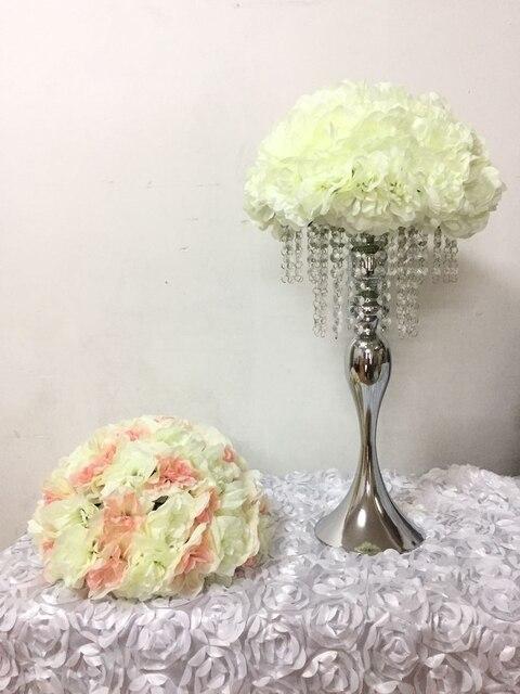 2017 wedding bouquet flower ball centerpieces decoration flower 2017 wedding bouquet flower ball centerpieces decoration flower vase stand iron flower display rack flower road junglespirit Images