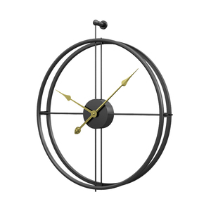 Image 4 - 80CM Large Wall Clock Modern Design Clocks For Home Decor Office European Style Hanging Wall Watch Clocks