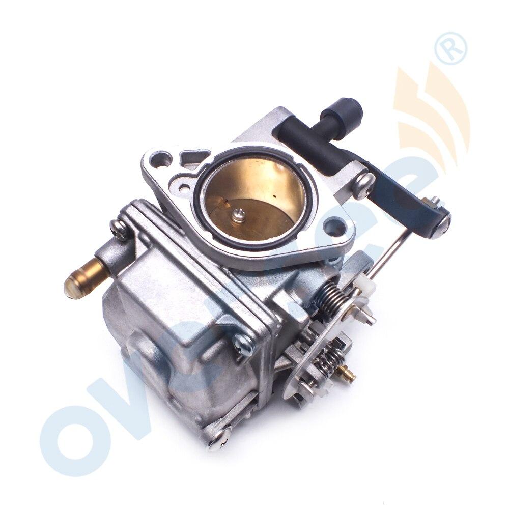 61T 14301 Carburetor Assy For Yamaha Old Model 61T 25HP 30HP Outboard Engine Motor 61T 14301