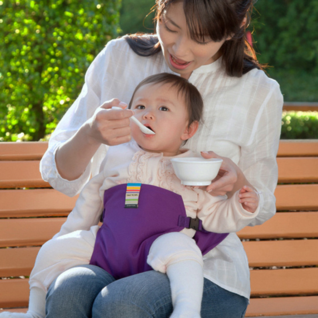 High Quality New Portable Safety Baby Chair Harness Travel Foldable Washable Infant High Dinning Cover Seats