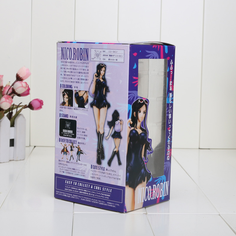 One Piece Figure Nico Robin Box