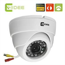 CMOS 600TVL Security CCTV Camera IR Dome Night Vision indoor 20PCS LED IR CUT Filter Distance 20 M Camaras De Seguridad[38] .