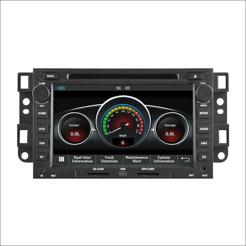 Para Chevrolet Captiva/Daewoo Winstorm 2011 ~ 2015 Amplificador de Coches Radio