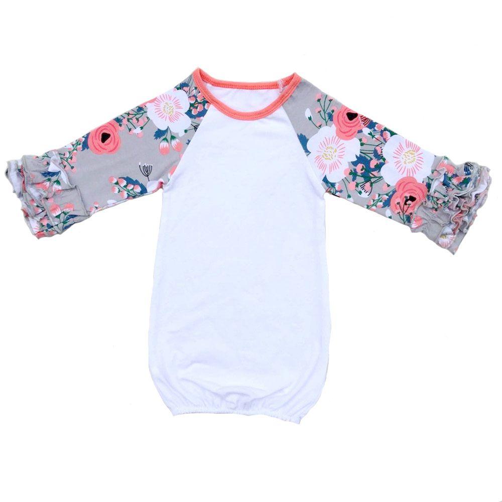 baby girl pajamas ZD-BG024 (1)