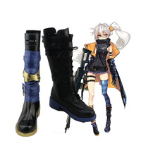 Game Girls Frontline PKP Cosplay Shoes Costume Fancy Special Boots Shoes Halloween Carnival Party For Adult Women Men