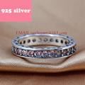 PJR003 FreeShipping 925 silver ring for women.Gorgeous ring elegant jewerly. Fashion Design rings birthday gift