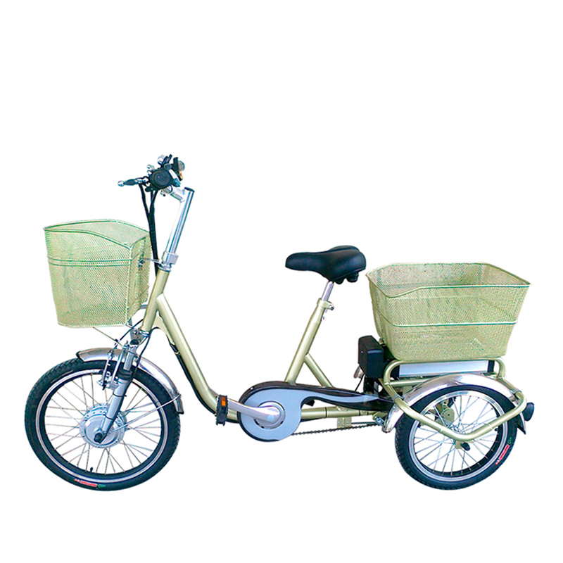 Electric Bicycle with 36V Brushless Gear Hub Motor Lithium Battery Standard Type For Men Electric Tricycle with 31-60km/h