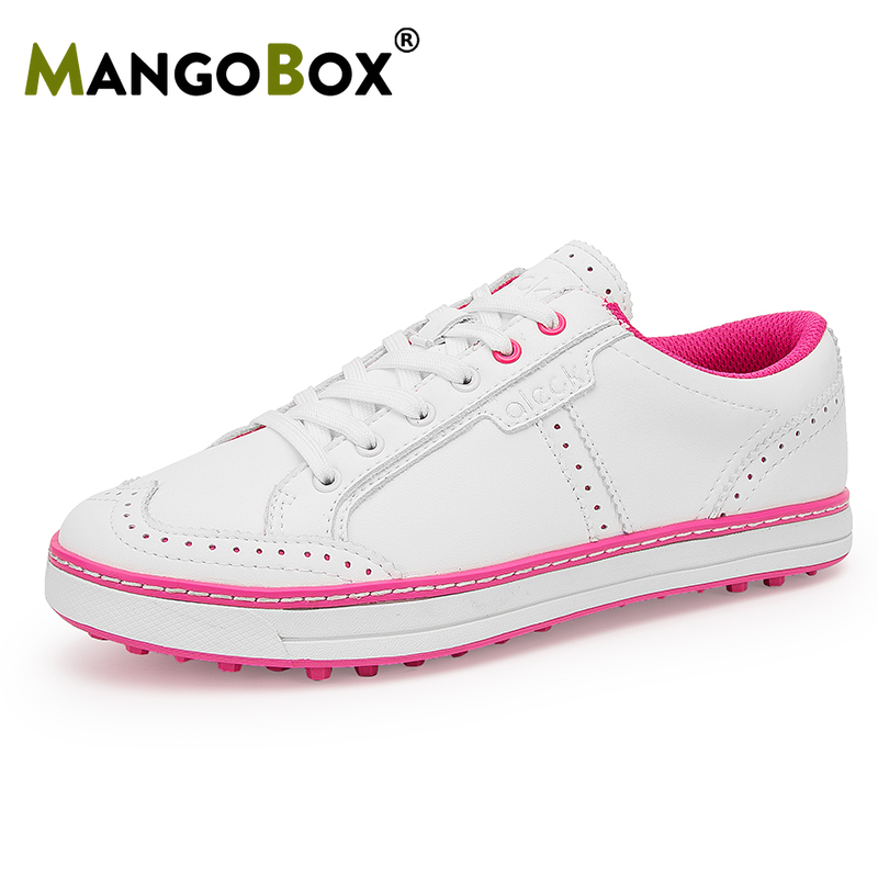 Original Sport Shoes for Women Luxury Brand Ladies Golf Shoe Comfortable Leather Female Golf Shoe Anti Slip Golf Spikes WomenOriginal Sport Shoes for Women Luxury Brand Ladies Golf Shoe Comfortable Leather Female Golf Shoe Anti Slip Golf Spikes Women