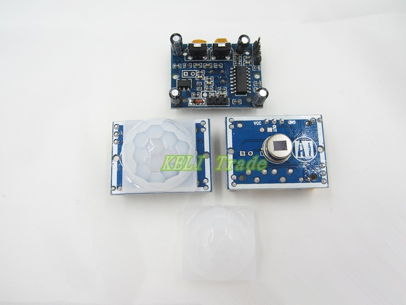 Arduino LCD Nokia 5110 and Motion Sensor HC-SR501