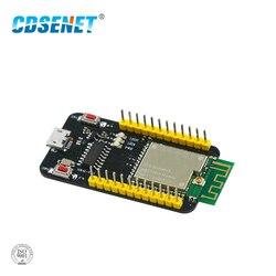 E73-TBA Тесты доска nRF52810 Bluetooth 5,0 модуль 2,4 приемник передатчика GHz модуль