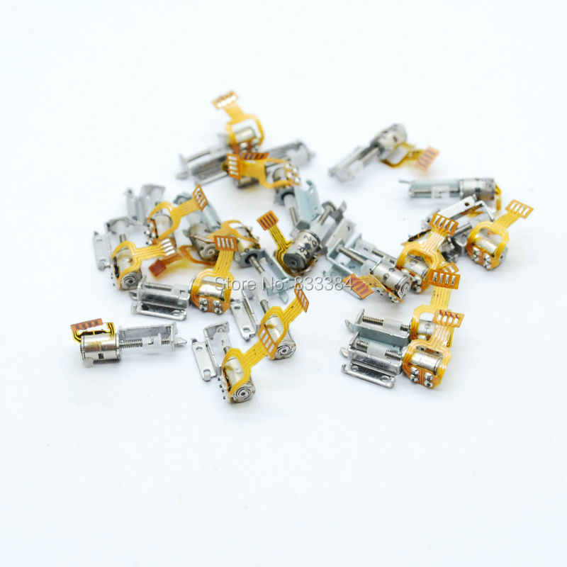 GREAT!! 20pcs Tiny Micro stepper motor with Screw DC 5V D3.3mm*H4.5mm