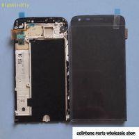 5 3 Lcd Display Digitizer Touch Glass Frame Assembly For Lg G5 H850 H840 H830 H860