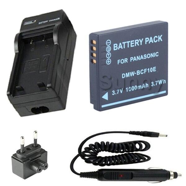 Cámara Cargador De Batería BCF10E Cable USB FS10 FS11 FS12 FS15 FS25 FH22