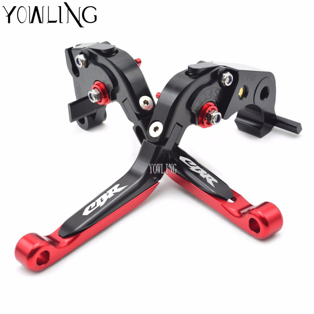 For honda CBR600F 2011 2012 2013 CBR 600 F CBR 600F 11 12 13 Motorcycle CNC Adjustable Extendable Brake Clutch Levers lever