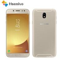 100% Original Samsung Galaxy J7 Pro unlocked GSM 4G LTE Android Mobile Phone Octa Core Dual Sim 5.5 13MP 3GB+16GB refurbished