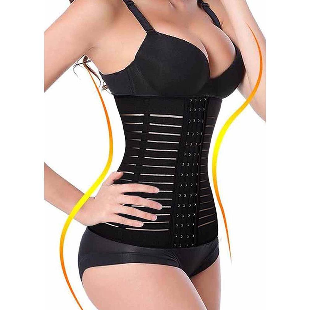New Summer Style 4 HOOKS Women waist corsets Body Shaper Waist trainer WAIST Chinchers slimming body shapers