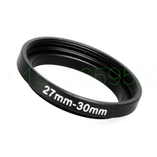 2pcs 27mm-30mm 25-30 mm 25 to 30 Step Up Ring Filter Adapter With Tracking number