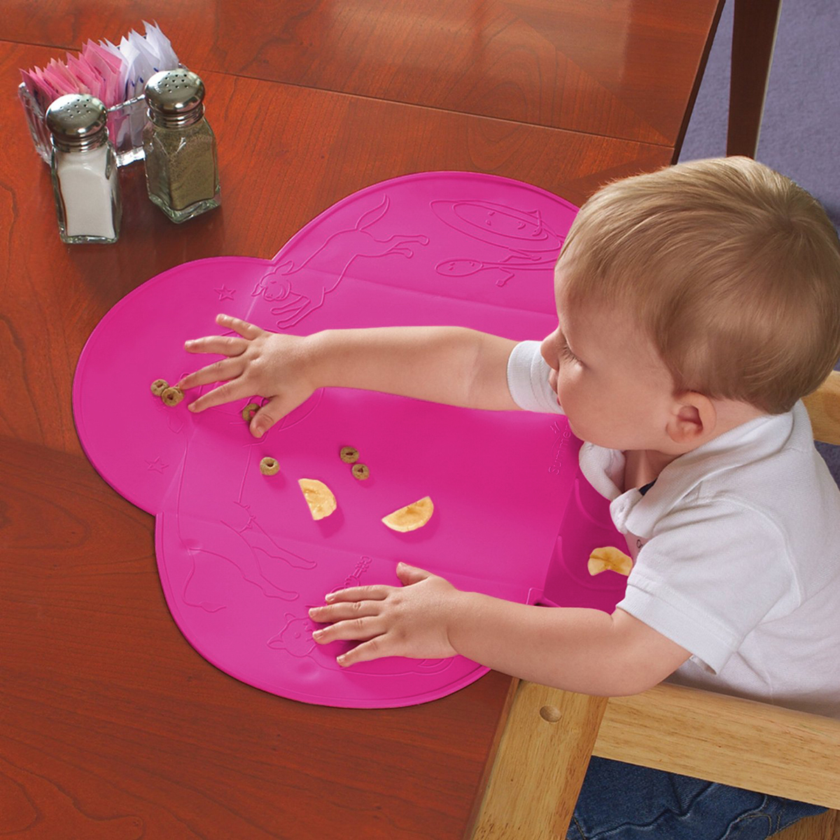 Waterproof Silicone Baby Bib Table Mat Silicone Pad Infant Diner Portable  Placemat For Kids Baby Feeding Baby Place Mat In Mats U0026 Pads From Home U0026  Garden On ...
