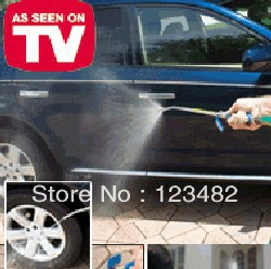 50pcs/lot Water Jet Power Washer with 2 Tips Spary Jet Washing Solution/ Free Shipping
