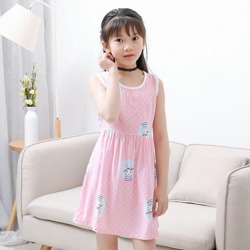 Girls Summer Dress Kids Clothes 2018 Brand Baby Girl Sukienka z - Ubrania dziecięce - Zdjęcie 4