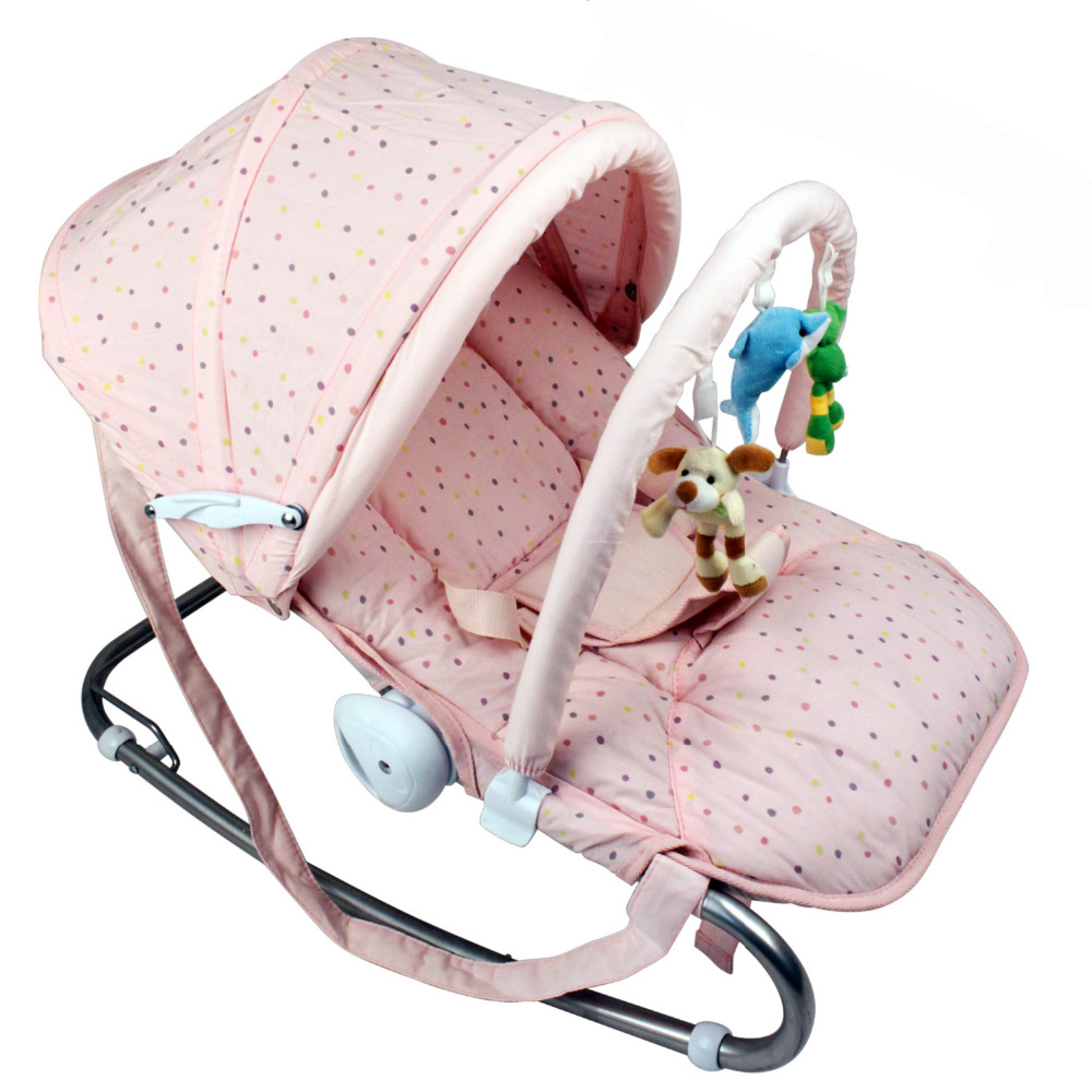 Multifunctional baby rocking chair cradle baby chair for Baby chaise lounge