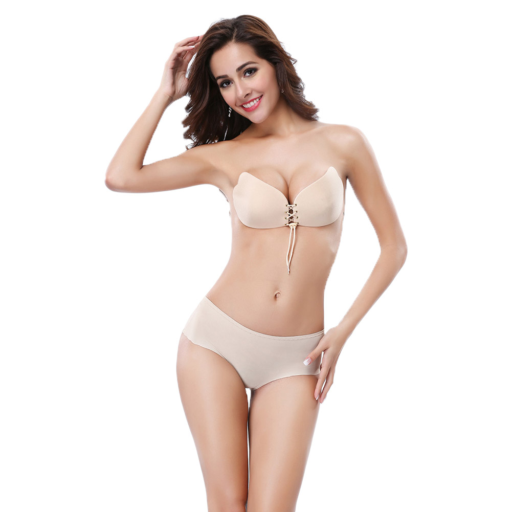 1 Pc New Sexy Women Push Up LIFT Self-Adhesive Silicone Instant Breast Lift Support Bra AdhesiveTape Chest Paste 5