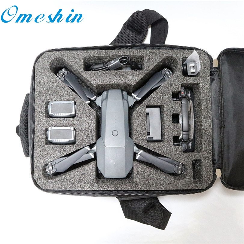 Drone backpack Waterproof Bag Case For DJI Mavic PRO Drone Light Backpack Shoulder Carry Accessory Black Best seller S30 DB16 waterproof backpack shoulder hardshell carry case bag for dji mavic pro collapsible quadcopter drone
