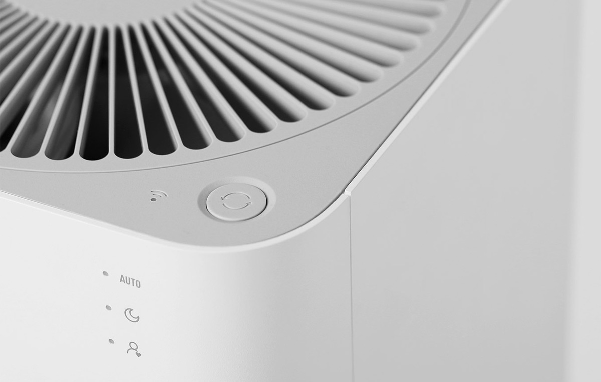 Original Xiaomi Oled Display Smart Air Purifier 2s Smartphone Mi Millet Flagship Intelligent Household Water Purifiers Home App Remote Control Smoke Dust Peculiar Smell Cleaner In From