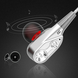 double dynamic unit drive hi res audio in ear HIFI headset stereo bass earphone for Nomi i508 Energy i400 Beat