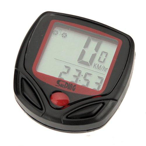 Bicycle computer Bicycle computer Bicycle tachometer Tachometer Kilometer counter